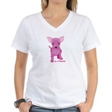 Pink Chihuahua Shirt