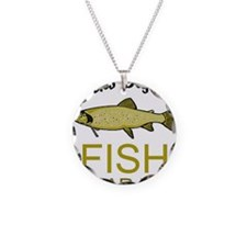Fishing Tee Necklace