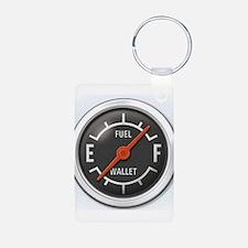 Gas Gauge Keychains