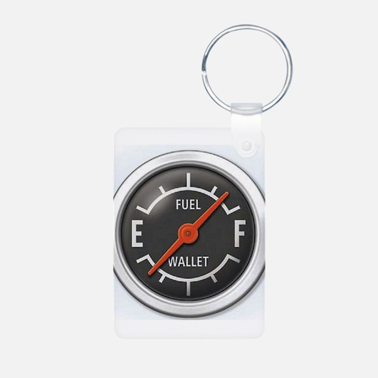 Gas Gauge Keychains