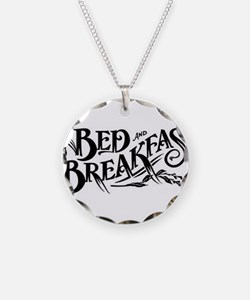 Bed & Breakfast Necklace