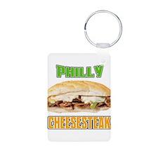 Philly CheeseSteak Keychains