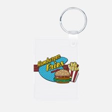 Burges & Fries Keychains
