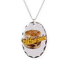 Breakfast Sandwich Necklace