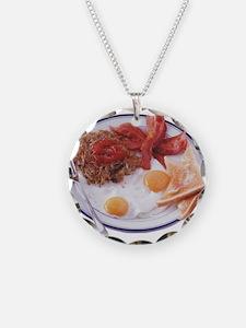 Breakfast Necklace