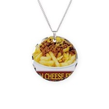 Chilli Cheese Fries Necklace
