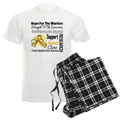 Tribute Appendix Cancer Pajamas