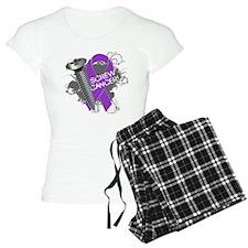 Screw Pancreatic Cancer Pajamas