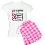 Tribute Multiple Myeloma Women's Light Pajamas