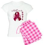 Multiple Myeloma Women's Light Pajamas