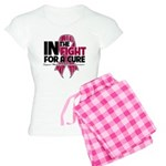 Myeloma In The Fight Women's Light Pajamas