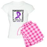 Pancreatic Cancer Month Women's Light Pajamas