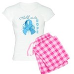Prostate Cancer Women's Light Pajamas