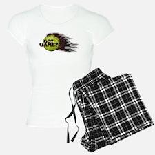 Got Game? Fastpitch Softball Pajamas