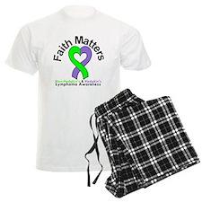 Faith Matters Lymphoma Pajamas