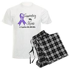 Supporting Hero Hodgkin's Pajamas
