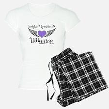 HodgkinsWarriorTattoo Pajamas