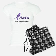 Hodgkin's Disease Survivor Pajamas