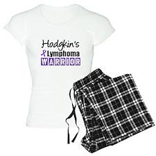 Hodgkin's Warrior Pajamas