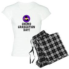 Chemo Graduation Day Pajamas