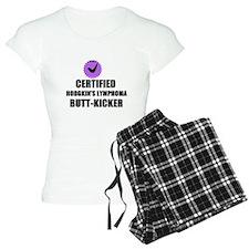 Hodgkin's Lymphoma Pajamas