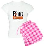 Fight Strong (Leukemia) Women's Light Pajamas