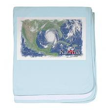 Hurricane baby blanket
