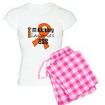 KickingLeukemiaAss Women's Light Pajamas