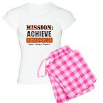 Mission: Achieve Remission (L Women's Light Pajama
