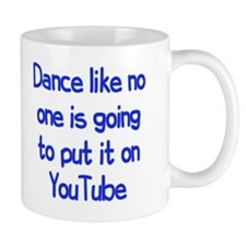 YouTube Dance Mug