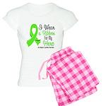 HeroNonHodgkinsLymphoma Women's Light Pajamas