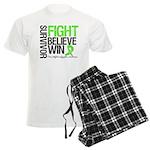 NonHodgkinsFightWin Men's Light Pajamas