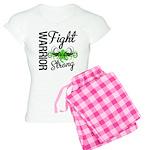 WarriorNonHodgkinsLymphoma Women's Light Pajamas