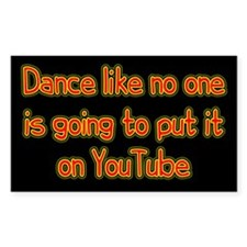YouTube Dance Decal