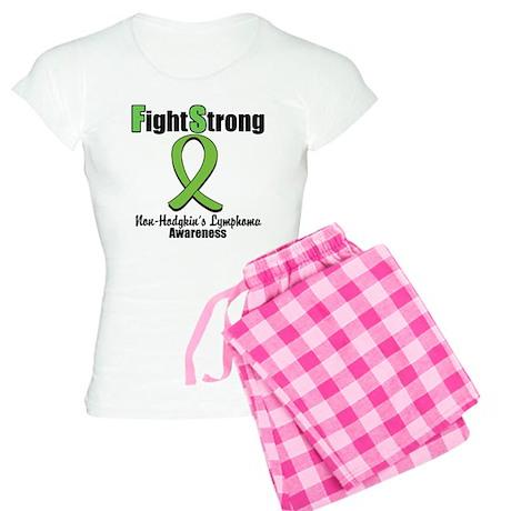 Fight Strong - Non-Hodgkin's Women's Light Pajamas