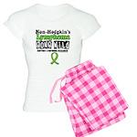 Non-Hodgkins Gone Wild Women's Light Pajamas