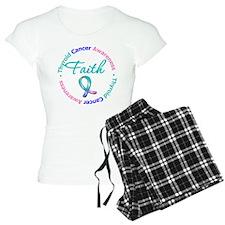 ThyroidCancerFaith Pajamas