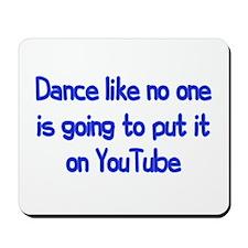 YouTube Dance Mousepad