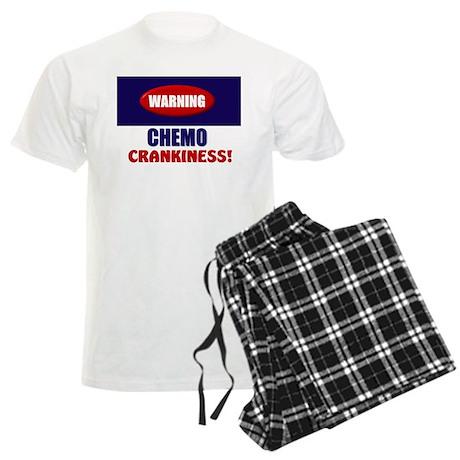 Chemo Crankiness Men's Light Pajamas