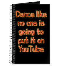 YouTube Dance Journal