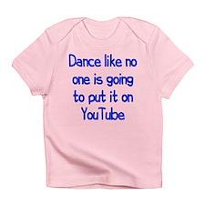YouTube Dance Infant T-Shirt