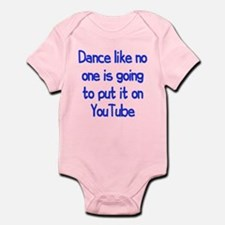 YouTube Dance Infant Bodysuit