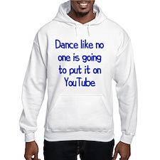 YouTube Dance Hoodie