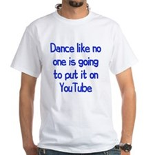 YouTube Dance Shirt