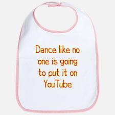 YouTube Dance Bib