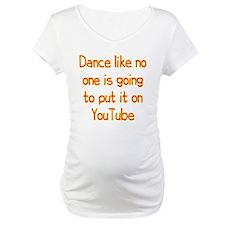 YouTube Dance Shirt