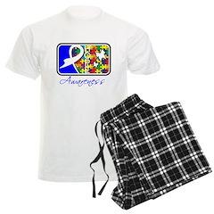 Autism Awareness Tile Pajamas