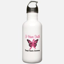 I Have Faith (BCA) Water Bottle