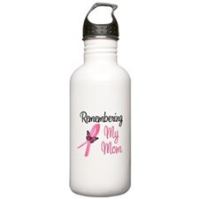 Remembering My Mom (BC) Water Bottle