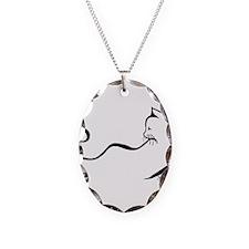 Caliope Black Necklace